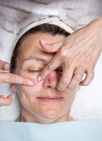 Réflexologie faciale- massage du visage
