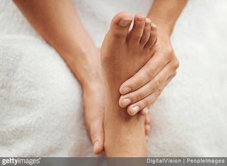 En quoi la réflexologie peut-elle soulager en cas d'arthrose ?